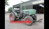 Fendt 260 V, Dash fire